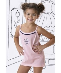 COTONELLA Dívčí spodní košilka Honey růžová 4cf5c20d9e
