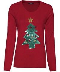 ESMARA Dámský vánoční svetr 729fe6a9a8