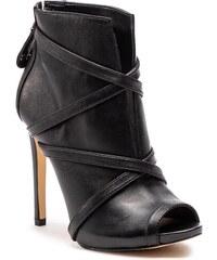 4315287f7d Magasított cipő GUESS - Adalind FL5ADL LEA09 BLACK