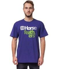 4ded1f51f45 Pánské tričko Horsefeathers True dark blue