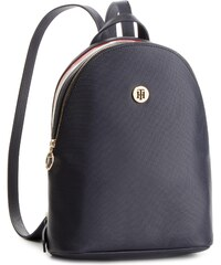 TOMMY HILFIGER Effortless Saffiano Backpack AW0AW06129 367a16084b3