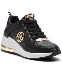 Sportcipő GUESS - FL5JA2 LEA12 BLACK 6987dc9232
