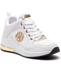 Sportcipő GUESS - FL5JA2 LEA12 WHITE 01b5a0af22