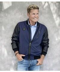 Camp David Bomber jacket CHS-1755-2001 - modrá ddd0ba6aefa