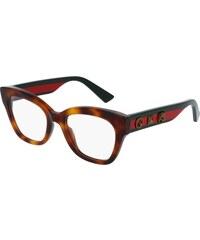 48d9bf596 dioptrické okuliare GUCCI GG0060O 002
