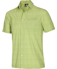 8f56d4c4b33f Pánska Zelená Bavlnená Košeľa Adidas Originals - Glami.sk
