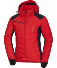 NORTHFINDER MAJOR Pánská lyžařská bunda BU-3508SNW360 červená XXL c6b5570f63