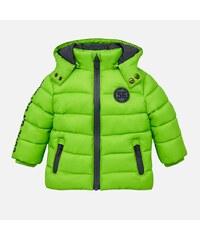 f7a5eed26d29 Chlapčenský zimný kabát MAYORAL 2483-015 biogreen
