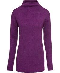 bonprix Pletený svetr s lurexovým vláknem 16bc9049f4