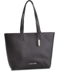 Táska CALVIN KLEIN - Stitch Ew Shopper K60K604844 001 e2e69a61b1