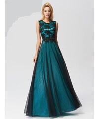 Zelené šaty Ever Pretty 7545 f3fbe361eb9