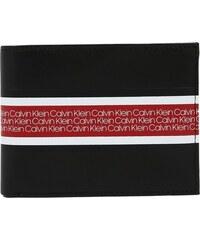 Calvin Klein Peněženka  VAULT 5CC COIN  černá d1e3db18a07
