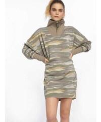 Just Rhyse   Dress Carangas in camouflage 7b34fbd430