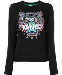 Kenzo Tiger embroidered sweatshirt - Black e94da8bd59