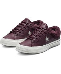 Converse khaki kožené členkové tenisky Chuck Taylor All Star Lift ... f250142e0e9