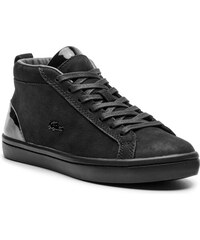 05fd7024649 Sneakersy LACOSTE - Straightset C 318 1 Caw 7-36CAW004002H Blk Blk