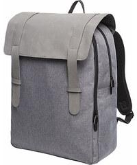 Halfar Batoh na notebook BackPack Urban - šedý 2f084c9562