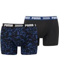 PUMA BASIC BOXER ABSTRACT CAMO PRINT 2P 907206-01 6a809e421a