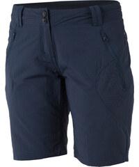 c62481598ba NORTHFINDER PATRICIA Dámské šortky BE-4186OR298 tmavě modrá M. 699 Kč