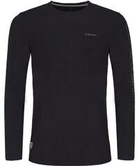 518dbf8be15 Cars Jeans Pánské černé tričko s potiskem Porzo Black 4597201 - Glami.cz