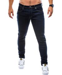 Ombre Clothing Pánské riflové jogger kalhoty Briggs modré - Glami.cz 69b831244c