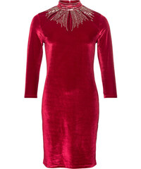 Bonprix Džersejové šaty so zvonovými rukávmi - Glami.sk 0b1c7922913