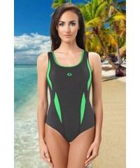 0e5422da7fe Winner Jednodílné sportovní plavky Aqua II