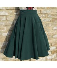 ATMOSPHERE dámská zelená sukně - Glami.cz f00f7591f2