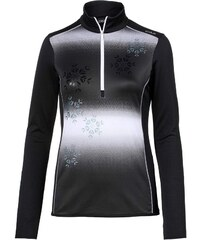 564afed17a69 Dámsky pulóver CAMPAGNOLO Woman Sweat Black   White - 18 19 Čierno-biela 44