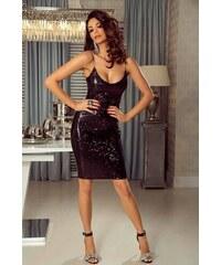Ewomen Šaty Monica černé e18836af56