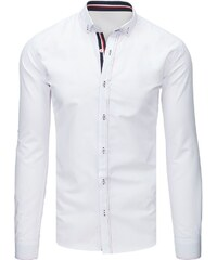 974ee759f2c4 Biele Pánske košele z obchodu Kokain.sk - Glami.sk