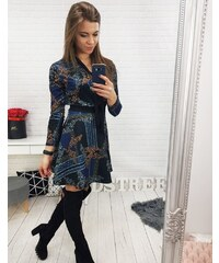 3896671930c5 Šaty s dlhým rukávom z obchodu Kokain.sk - Glami.sk