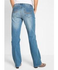 91294e403b9c bonprix Krojové džíny s výšivkou