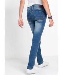 bonprix Strečové džíny Bříško-nohy-zadeček Slim 52f4bb974e
