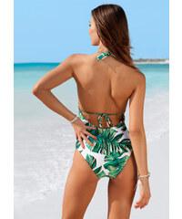 Zelené dámské plavky  12eda80ddd