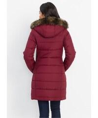 f31179a68d3 bonprix Prošívaná bunda s odnímatelnou umělou kožešinou