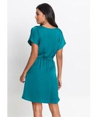 bonprix Saténové šaty 9f8d7c654d4