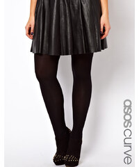 ASOS CURVE - Collants 80 deniers - Noir - Noir