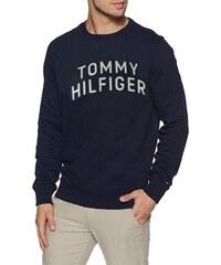 Tommy Hilfiger Pánská modrá mikina Tommy Hilfiger 513 63b6ae40e7