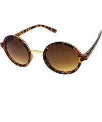 A Collection Kerek napszemüveg Peeper mintás barna keret barna lencsék 0e2fa97d38