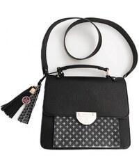 Dámská kabelka L´Atelier du sac Nice 8233 černá + pašmína zdarma 5fbc4208360