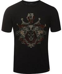 Čierne Pánske tričká a tielka  f5e4c6a2995