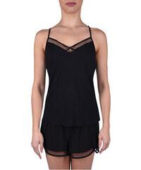 0304c774eb88 Calvin Klein Dámske pyžamo Fashion Gift Set QS6119E-001 Black