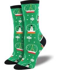 SOCKSMITH vánoční ponožky Snowball DÁMSKÉ. 299 Kč cf3a6d185c