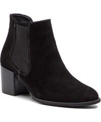 Magasított cipő TAMARIS - 1-25381-21 Black 001 ca0ef22b73