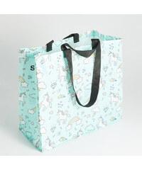 632ff86b7bf Sinsay - Nákupná taška - Modrá