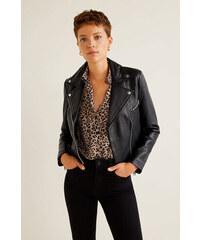 Kožené dámské bundy a kabáty  e84cfc8a8a3