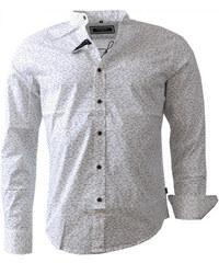 fcc99e219b27 CARISMA košeľa pánska 8421 dlhý rukáv slim fit