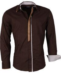 e37685161f0f CARISMA košile pánská 8079 dlouhý rukáv slim fit