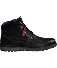 fe280c8be62 Oliver Pánské kotníkové boty Black 5-5-15227-21-001